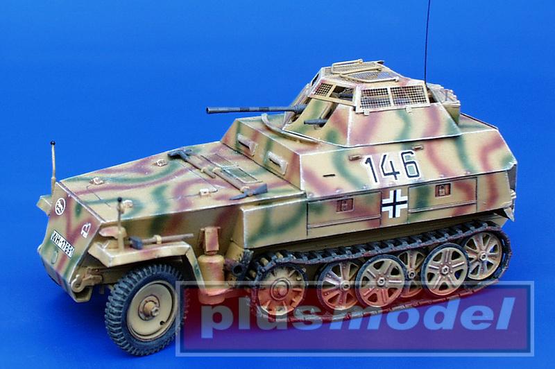 Sd. Kfz 250/9 NEU