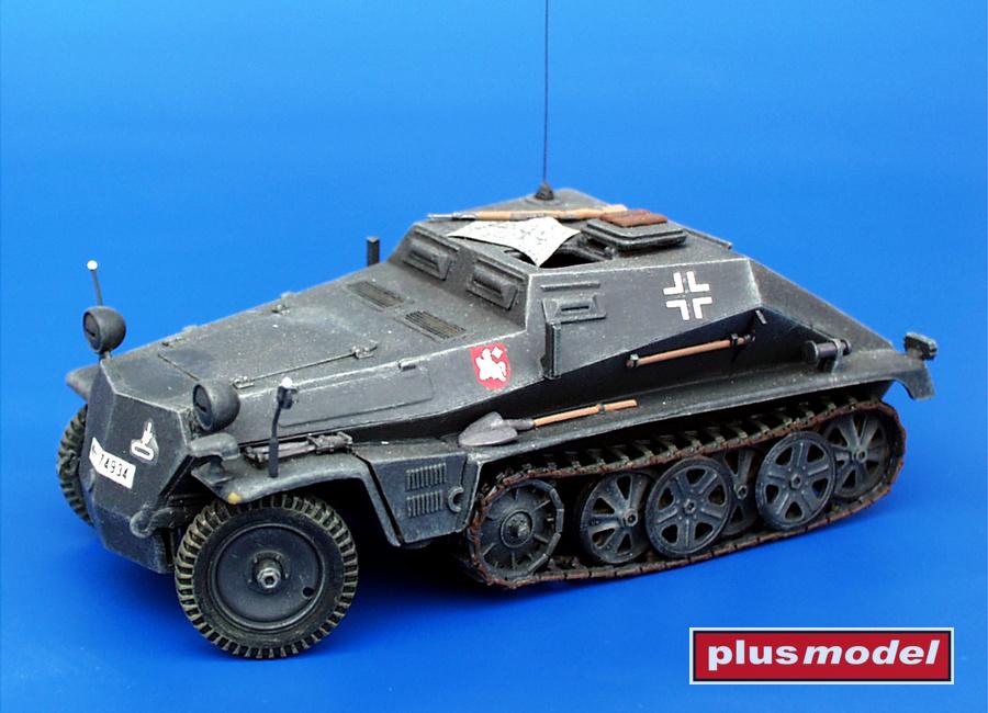 Sd. Kfz 252 Ammunition car
