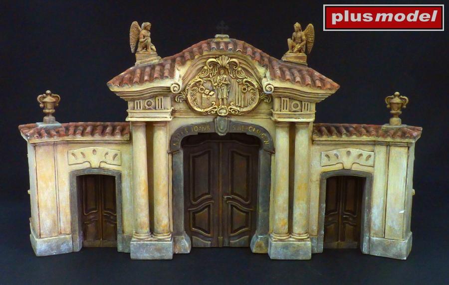Barokní brána
