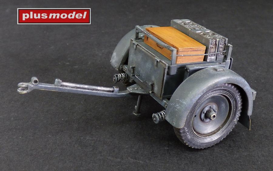 Muniční vozík pro Nebelwerfer(Sd.Anh.33)