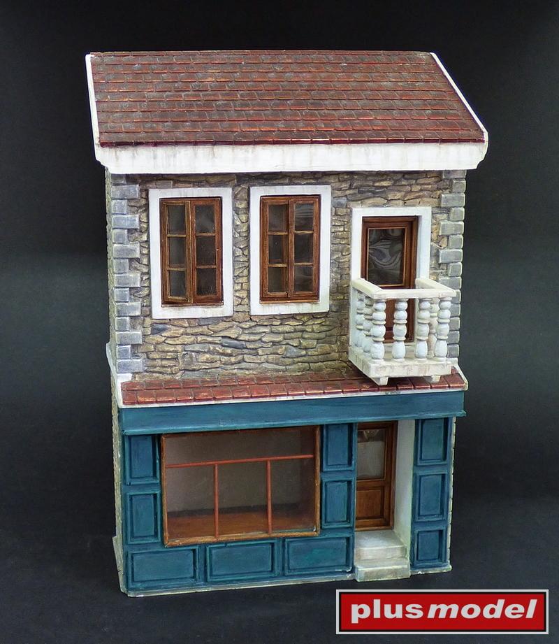 Dům s obchodem