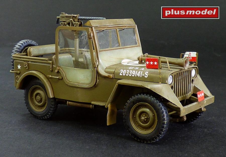 Pattonův Jeep