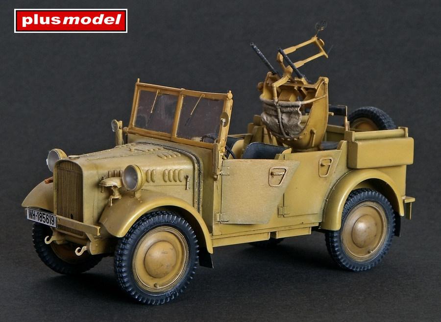 Stöewer Kfz.4 AA vůz