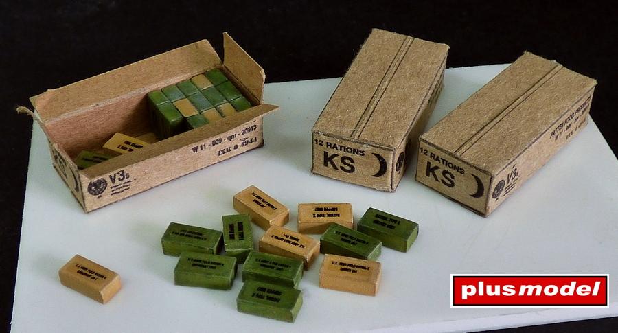 U.S. Army field ration K