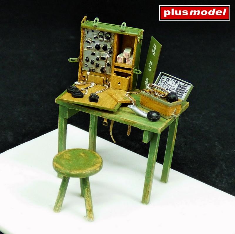 Japonská vysílačka model 94-3A