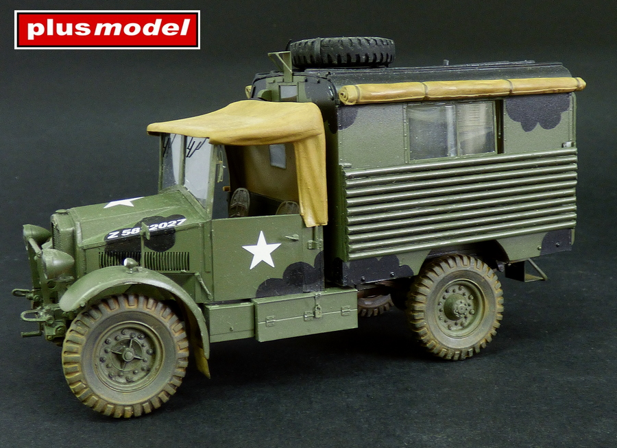 Morris CS8 se skříní Mk III