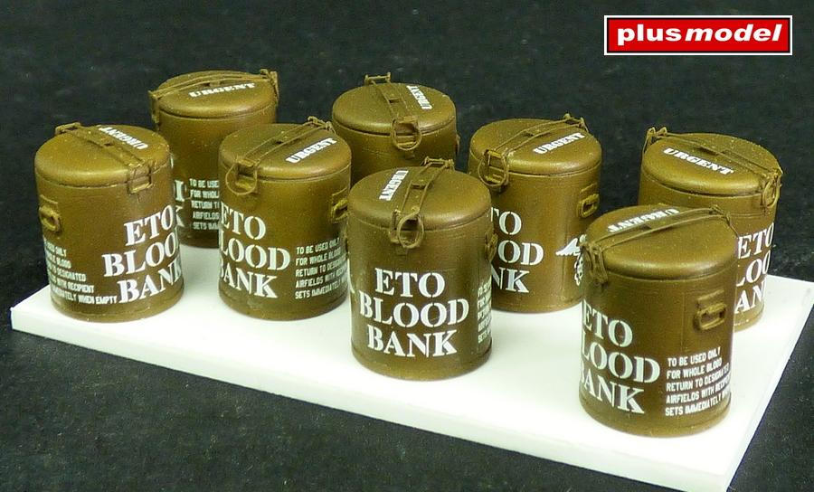 US krevní konzervy
