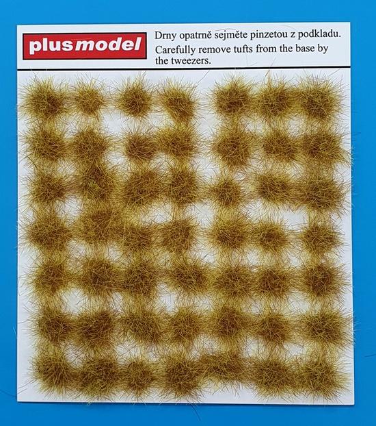 Trsy trávy okrový mix