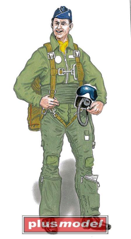 Pilot F-104 Starfighter