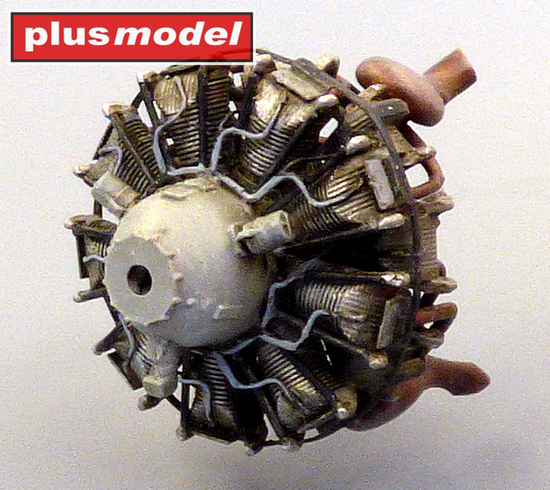 Motor Wright R-3350 Turbo compoud