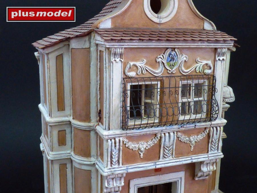 Měšťanský dům - průčelí-1