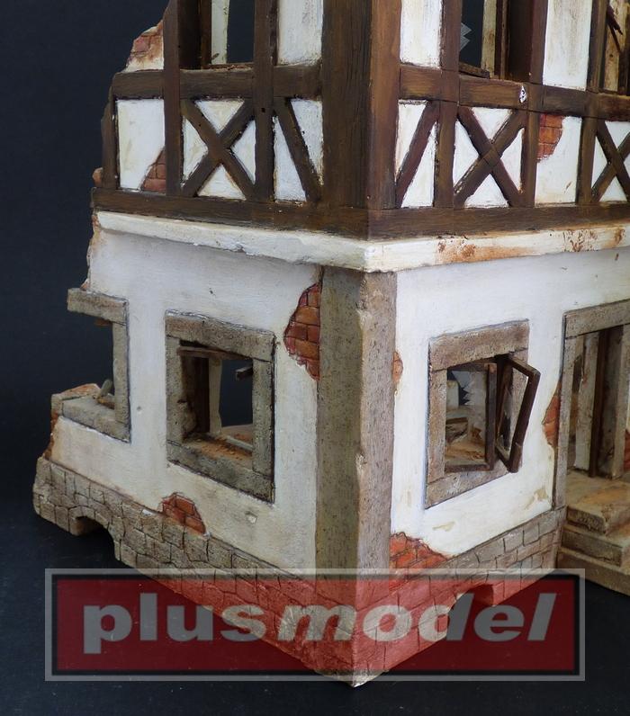 Německý hrázděný dům-2