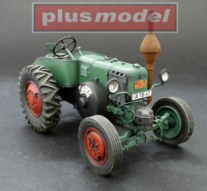 Lanz Bulldog 30 HP-1