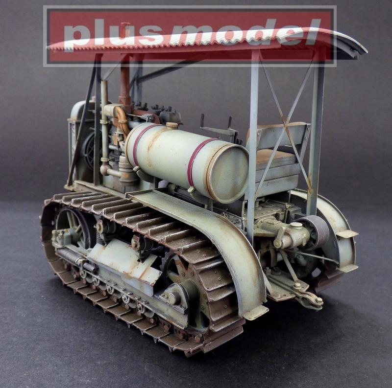 Military Medium Tractor M-1 (Caterpillar D6)-3
