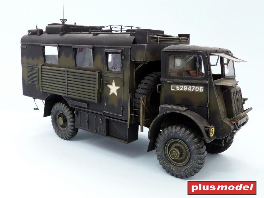 Bedford QLR - body No.3-1