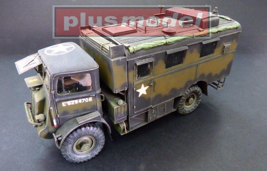 Bedford QLR - body No.3-2
