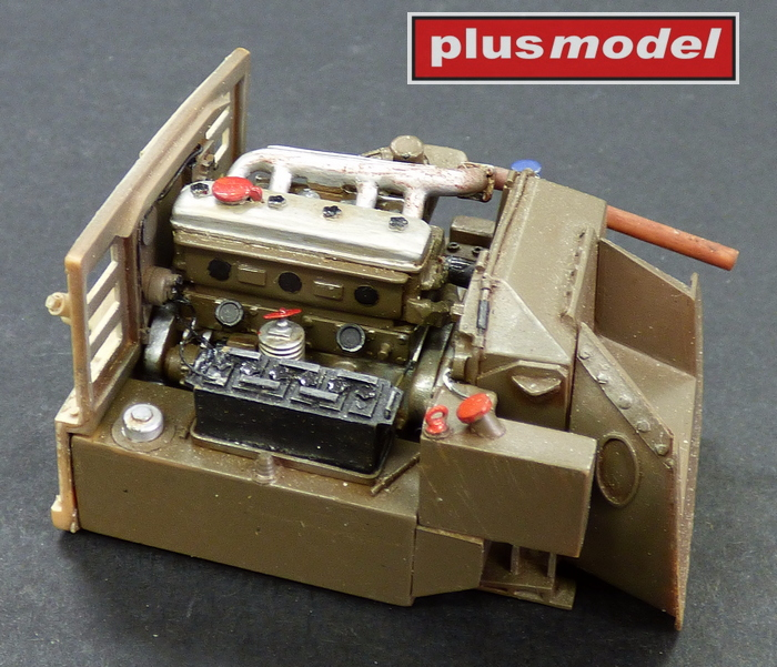 Motorový set pro Pzkpfw 38 (t)-1