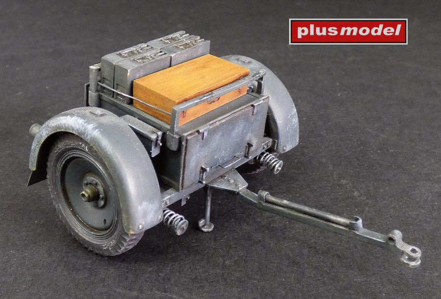 Muniční vozík pro Nebelwerfer(Sd.Anh.33)-1