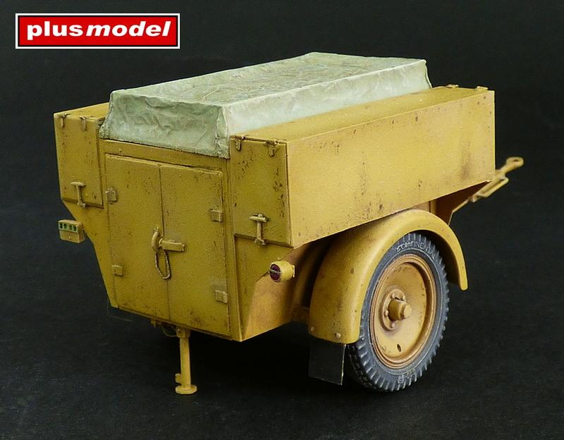 Německý vozík Sd.AH.53-1