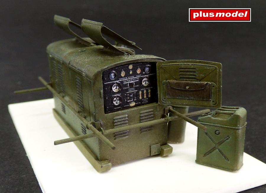 US generátor M5 -1