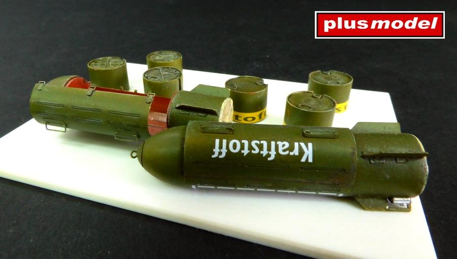 Německé zásobovací bomby -1