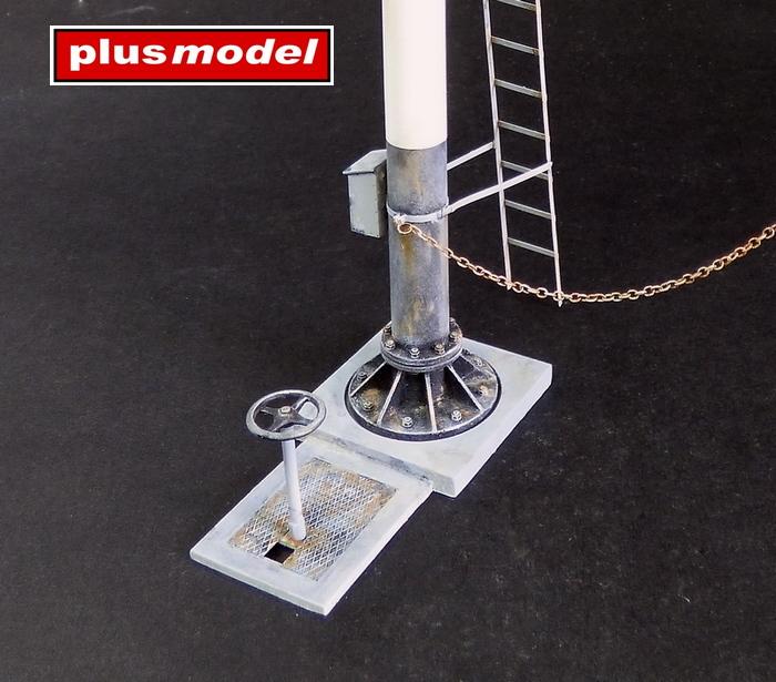 Železniční pumpa -1
