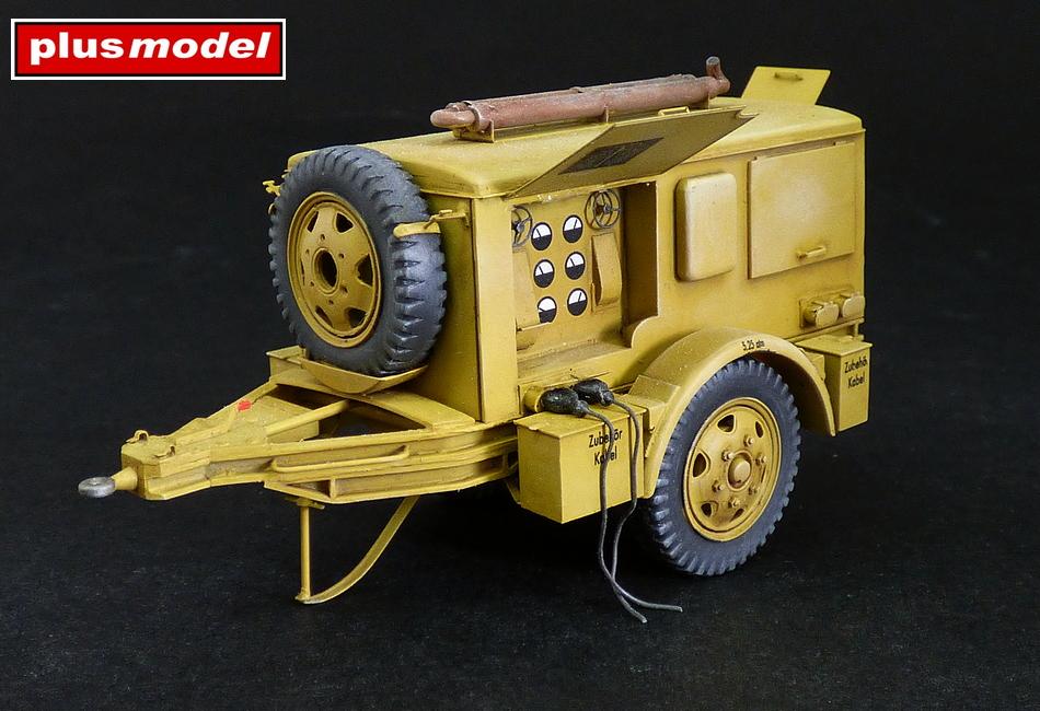 Německý těžký generátor -1