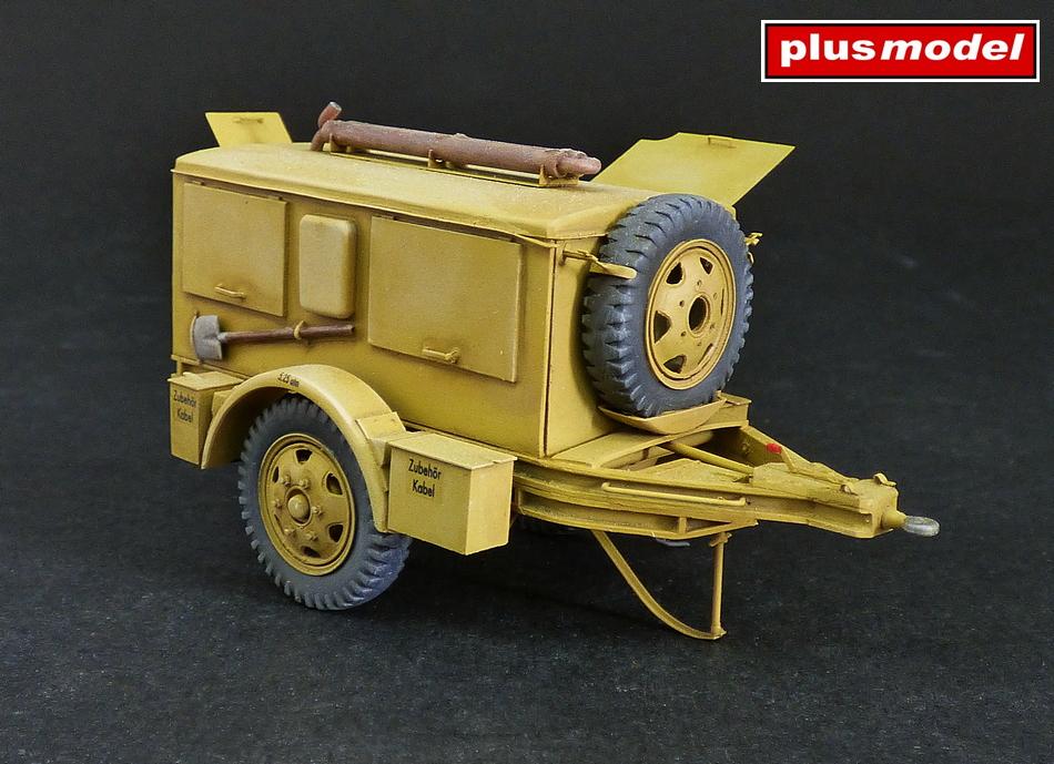 Německý těžký generátor -2