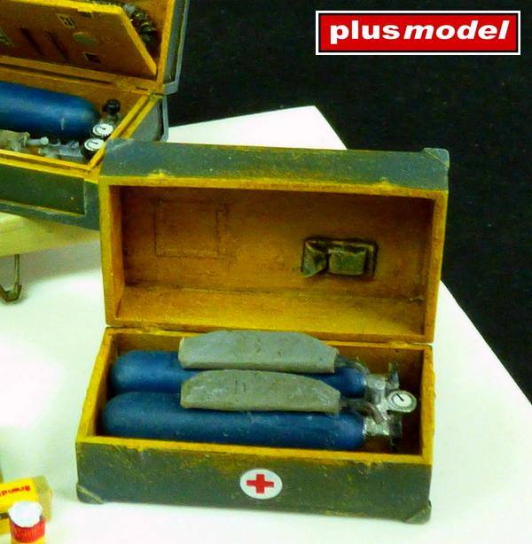 Německý zdravotnický set -2