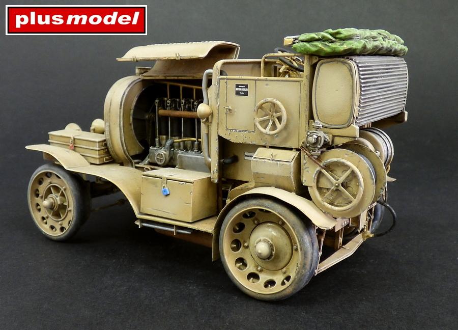 Artilleriegeneratorwagen M-16-1
