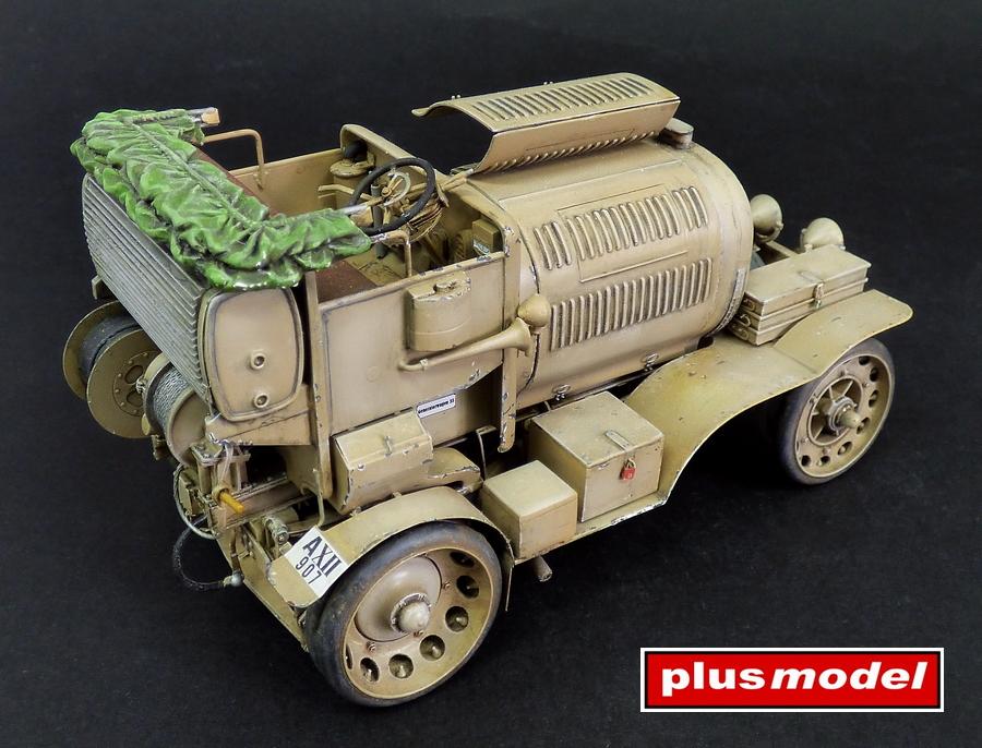 Artilleriegeneratorwagen M-16-4