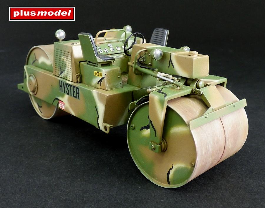 Silniční válec Detroit Diesel 3-53-1