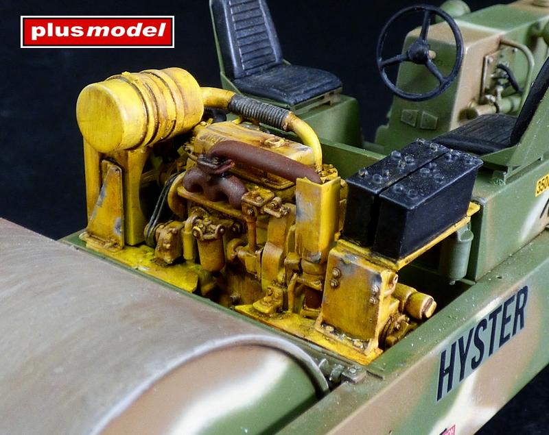 Silniční válec Detroit Diesel 3-53-2