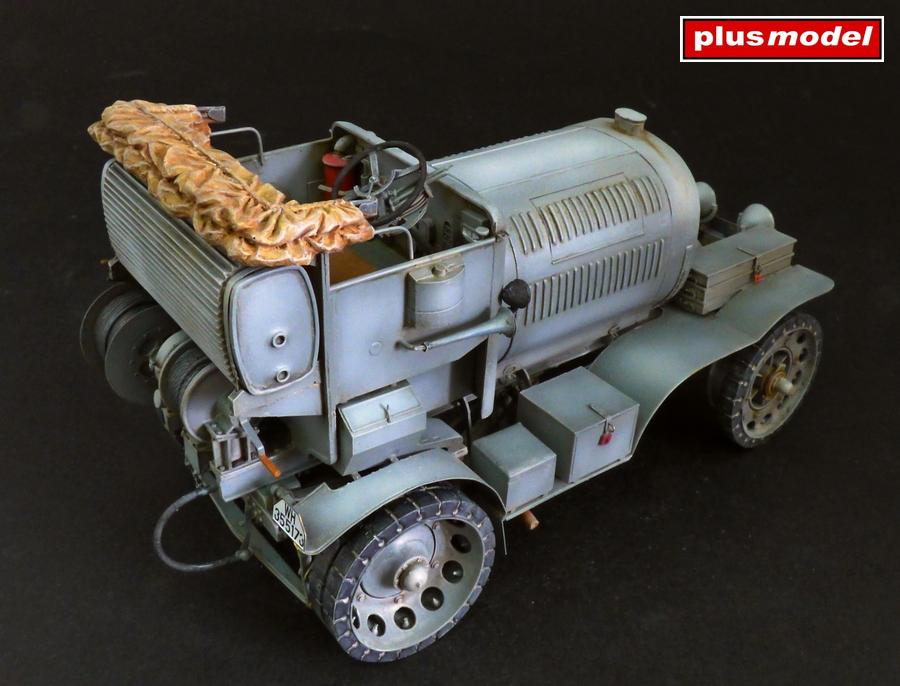 Generatorwagen M-16 Wehrmacht-3