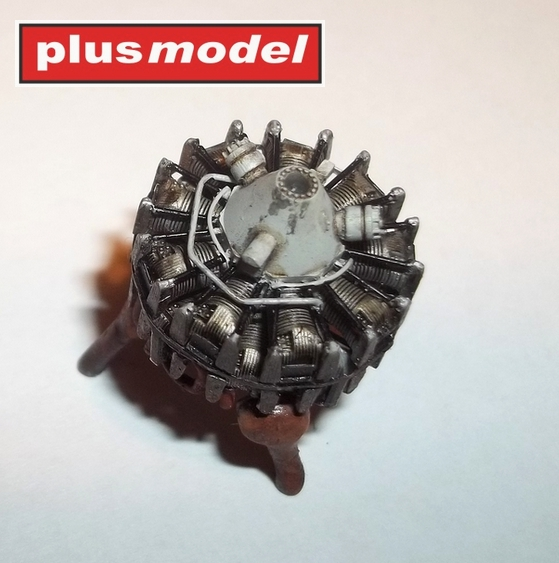 Motor Wright R-3350 Turbo compoud-1