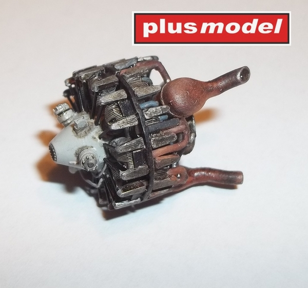 Motor Wright R-3350 Turbo compoud-2