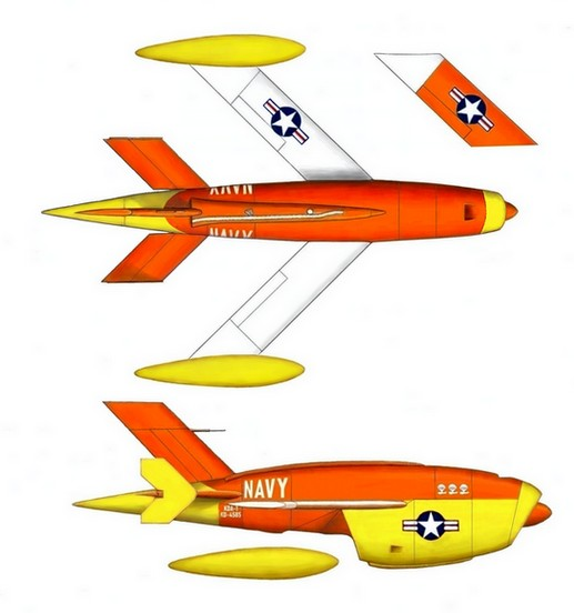 KDA-1 Firebee-1