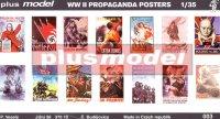 WWII. Propaganda Posters