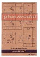 U.S. Cardboard boxes
