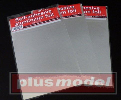 aluminum self-adhesive foil