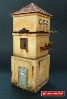 Village transformer house