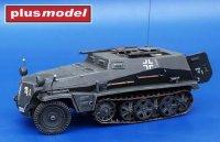 Sd. Kfz 253 Beobachtungskraftwagen