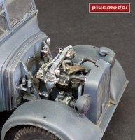 Horch Kfz 15 - engine set