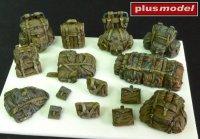 U. S. Rucksacks and Bags - Vietnam