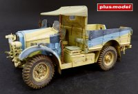 British Light Truck CS8 - early version