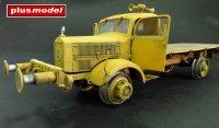 German L4500A railway truck