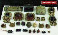 German rucksack WW I