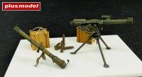 U.S. bezzákluzový kanon M-18 57 mm