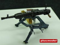 Machine gun MG 37t