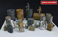Fuel stock equipment Germany WW II